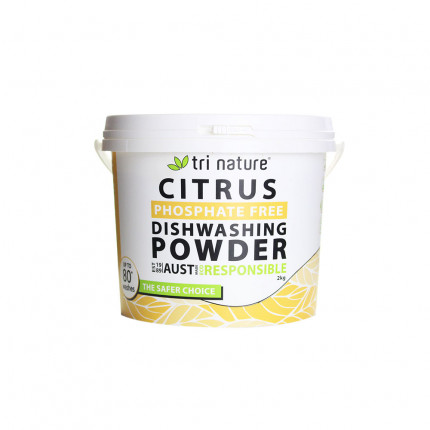 Citrus Dishwashing Powder - Bucket
