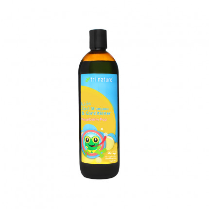 Kids 2in1 Shampoo/Conditioner - Pearberry Pop