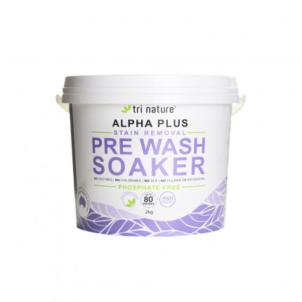 Alpha Plus Pre Wash Soaker Bucket