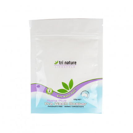 Alpha Plus Pre Wash Soaker 100g Sample