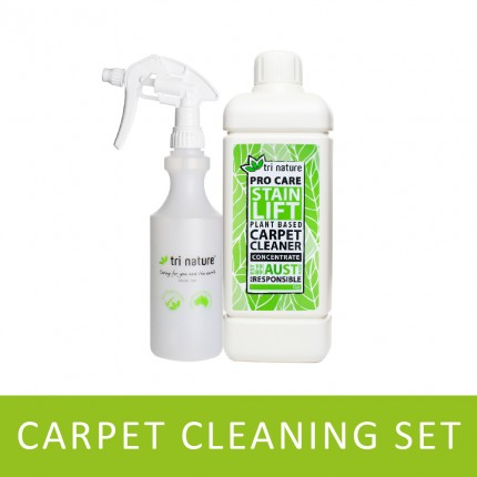 Eco Carpet Cleaning Set