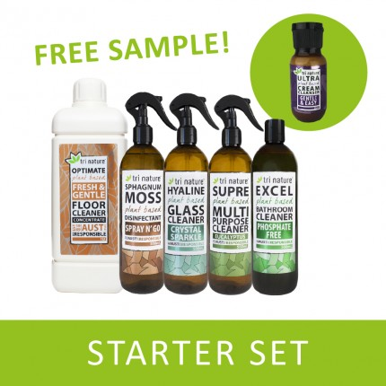 Green Cleaning Starter Set